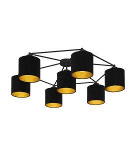 Lubinis šviestuvas STAITI Black 97895