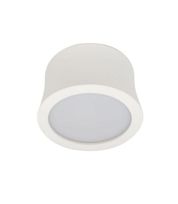 7W LED Lubinis šviestuvas GOWER White 6830