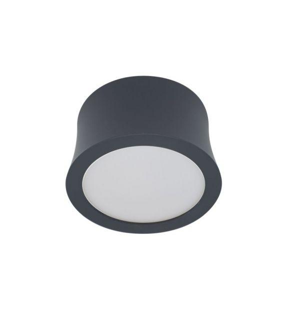 7W LED Lubinis šviestuvas GOWER Black 6833
