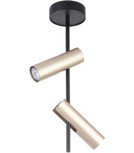 Pakabinamas šviestuvas LEDA 2 Gold 33109