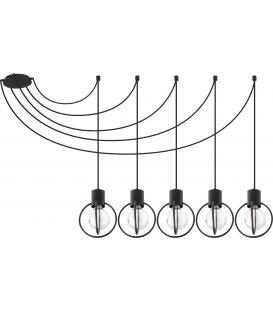 Pakabinamas šviestuvas AURA 5 Black 31086