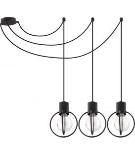 Pakabinamas šviestuvas AURA 3 Black 31085