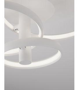 30W LED Lubinis šviestuvas EMIL White 9349062