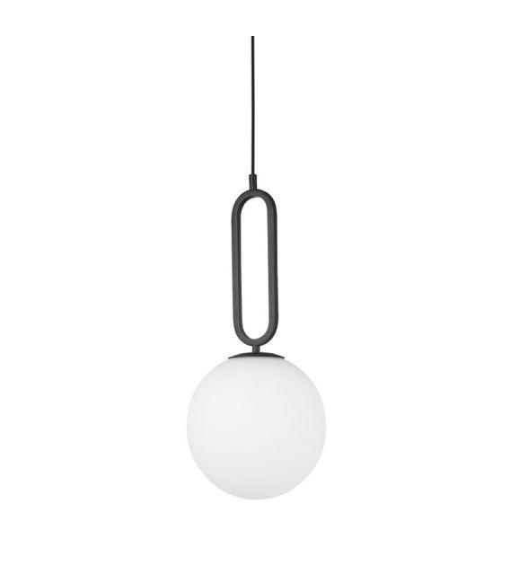 Pakabinamas šviestuvas GRUS Black Ø25 9191252