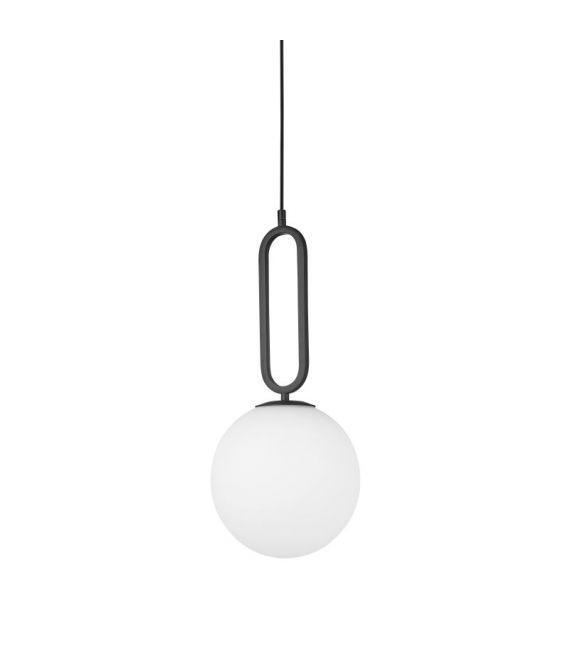 Pakabinamas šviestuvas GRUS Black Ø20 9191202