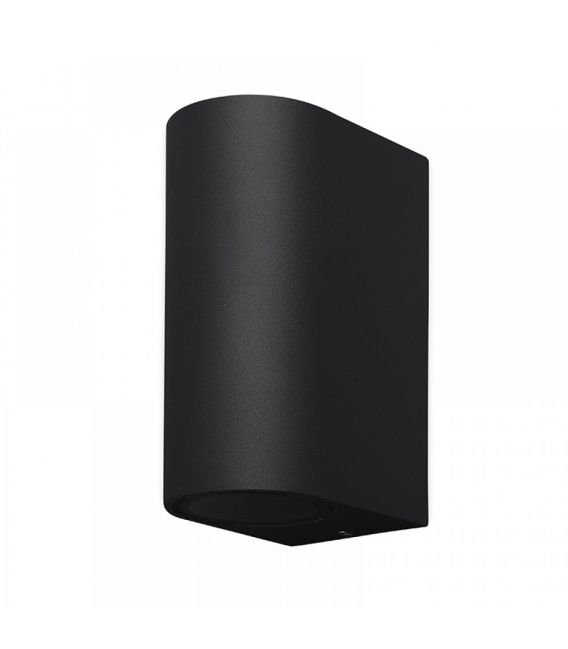 Sieninis šviestuvas KANDANCHU Black IP54 7037