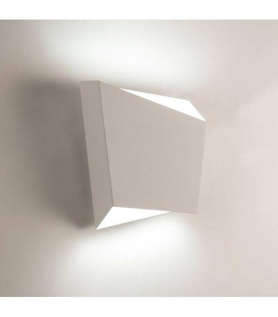 Sieninis šviestuvas ASIMETRIC White 6220