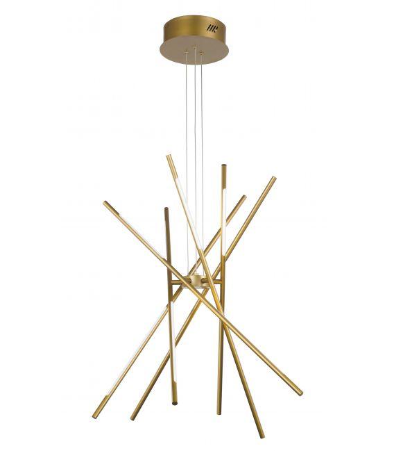 56W LED Pakabinamas šviestuvas ADVENT Gold 9180782