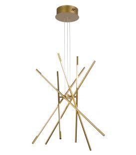56W LED Pakabinamas šviestuvas RACCIO Gold 9180782