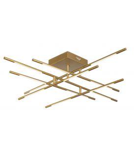 48W LED Lubinis šviestuvas ADVENT Gold 9180713