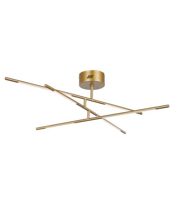 30W LED Lubinis šviestuvas ADVENT Gold 9180762