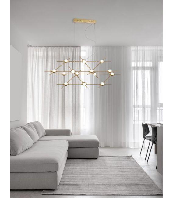 33.6W LED Pakabinamas šviestuvas A-TOMO 9180614