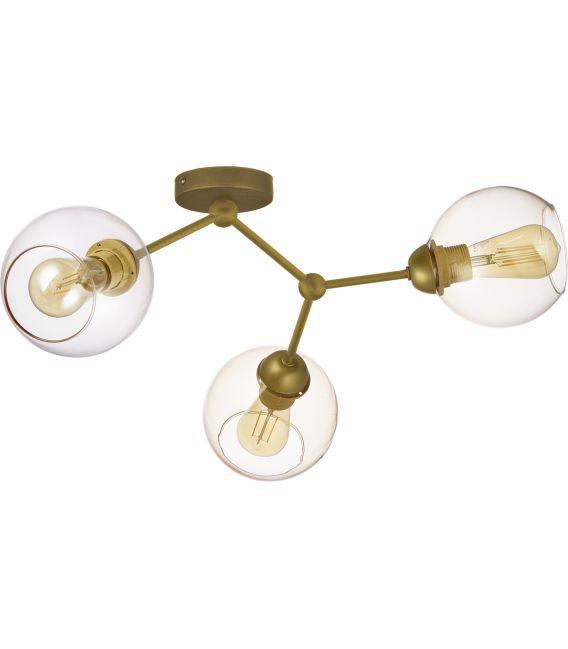 Lubinis šviestuvas FAIRY Gold 4371