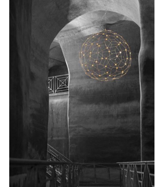 36W LED Pakabinamas šviestuvas SOLE 9186001