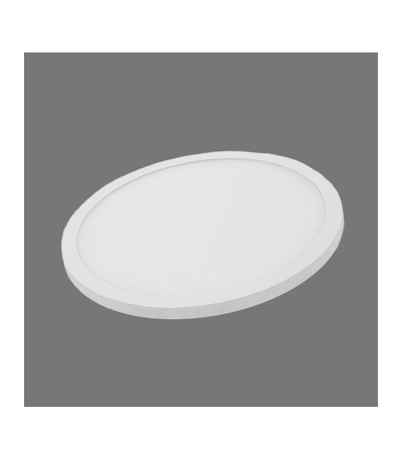 8W LED Įmontuojama panelė White Round Ø9 IP44 3000K 6003500018