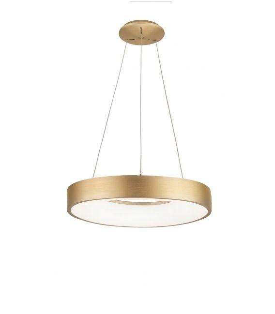 50W LED Pakabinamas šviestuvas LAND Gold Ø60 Dimeriuojamas 9453454