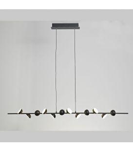 36W LED Pakabinamas šviestuvas ADN Black 6418
