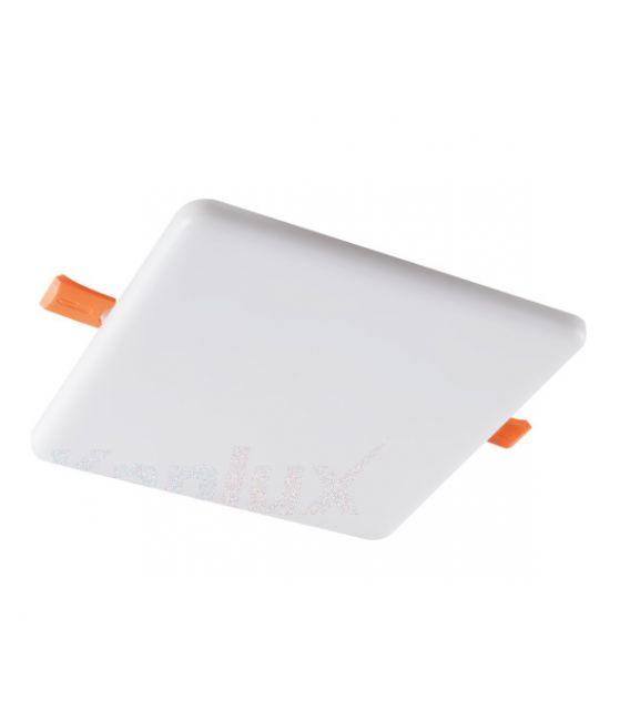 10W LED Įmontuojama panelė AREL Square IP65 29587