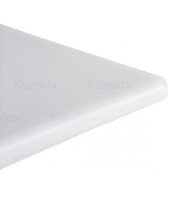 14W LED Įmontuojama panelė AREL Square IP65 29591