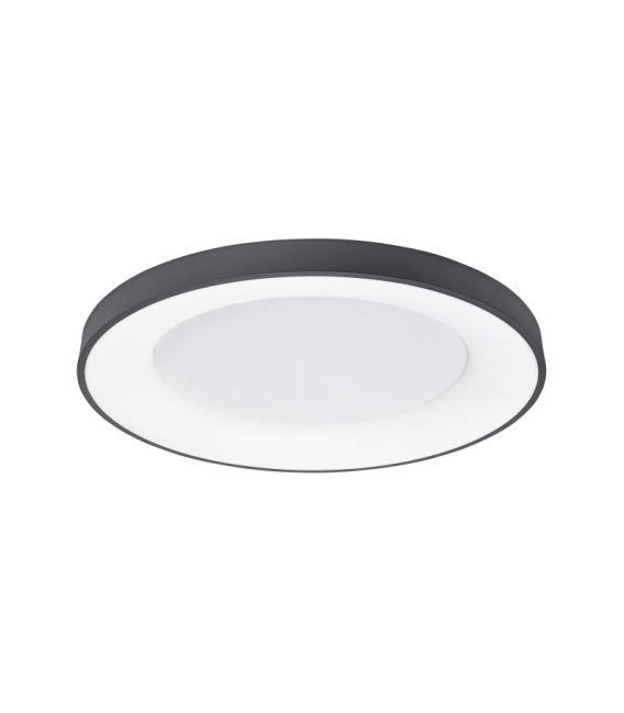 50W LED Lubinis šviestuvas LAND Black Ø60 Dimeriuojamas 9353853