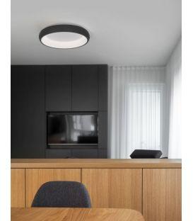 32W LED Lubinis šviestuvas ALBI Black Ø41 Dimeriuojamas 8105616
