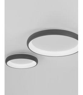 50W LED Lubinis šviestuvas ALBI Grey Ø61 Dimeriuojamas 8105617