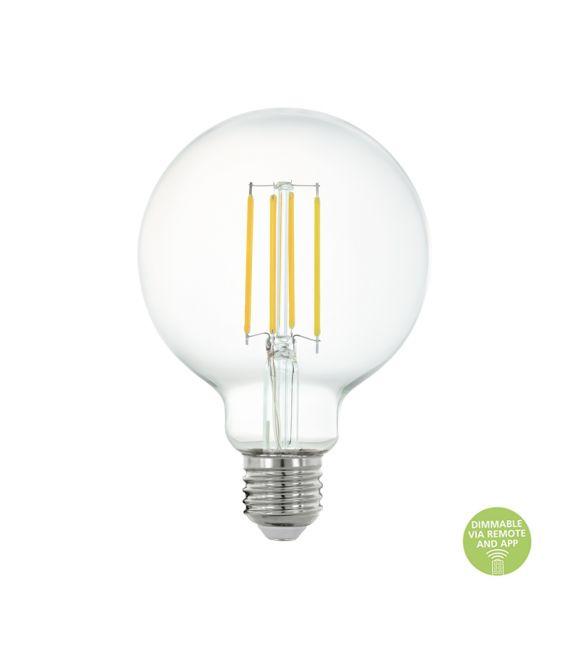 LED LEMPA 6W E27 EGLO CONNECT Ø9.5 DIMERIUOJAMA 11863