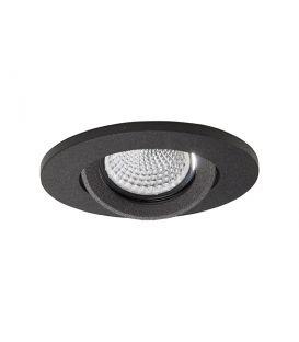 Įmontuojamas šviestuvas NC AROS Black NC1860R-FBK YLD-021345