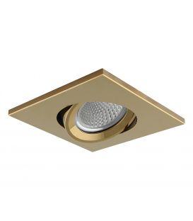 Įmontuojamas šviestuvas NC AROS Gold NC1860SQ YLD-021645