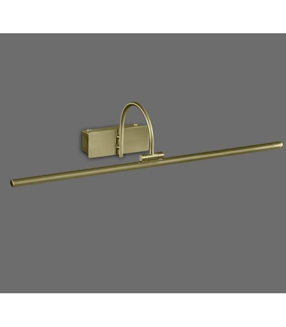 12W LED Sieninis šviestuvas PARACURU Brass 6383