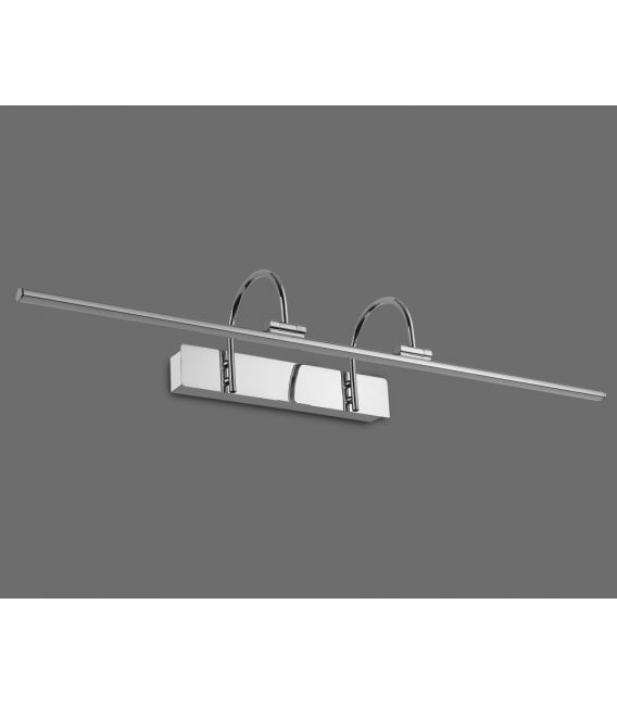 18W LED Sieninis šviestuvas PARACURU Chrome 6384