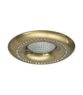 Įmontuojamas šviestuvas NC1768 Gold Ø9.8 YLD-017676