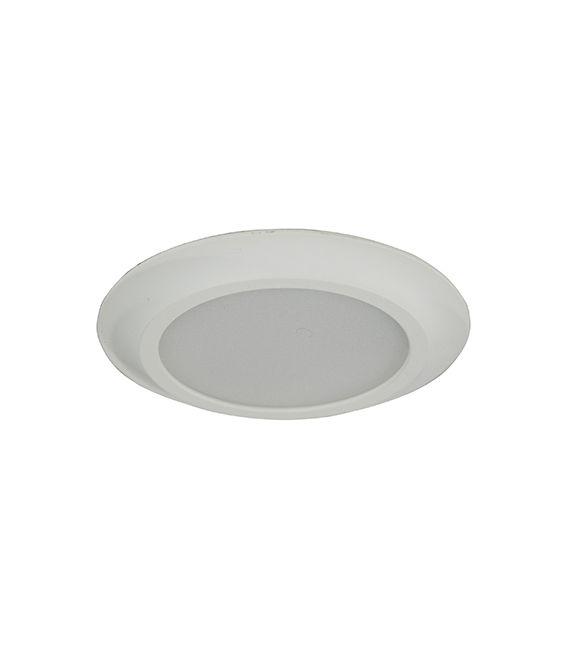 4W LED Įmontuojama panelė LC1444 White IP44 Ø8 YLD-005895