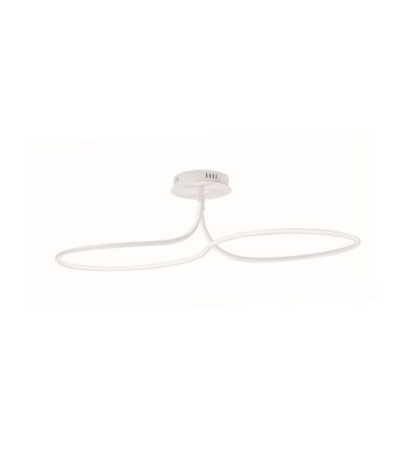 47W LED Lubinis šviestuvas BOW White Dimeriuojamas 9357087