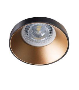 Įmontuojamas šviestuvas SIMEN DSO Gold/Black 29137