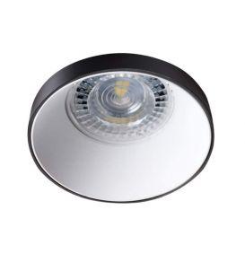 Įmontuojamas šviestuvas SIMEN DSO White/Black 29138