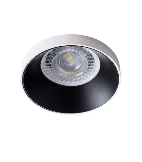 Įmontuojamas šviestuvas SIMEN DSO Black/White 29139