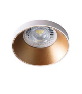 Įmontuojamas šviestuvas SIMEN DSO Gold/White 29140
