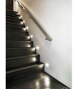 0.8W LED Įmontuojamas šviestuvas TERRA MINI 27377
