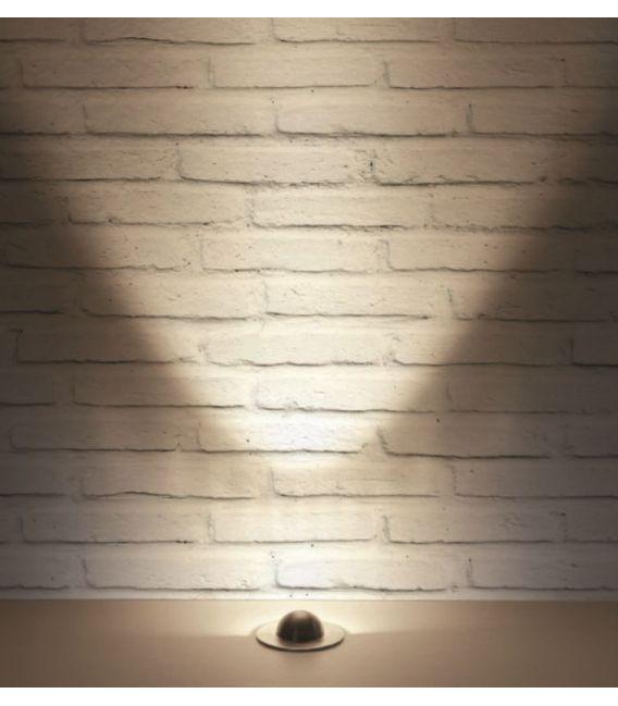 6W LED Įmontuojamas šviestuvas HOOD IP67 IPR-HOODSS