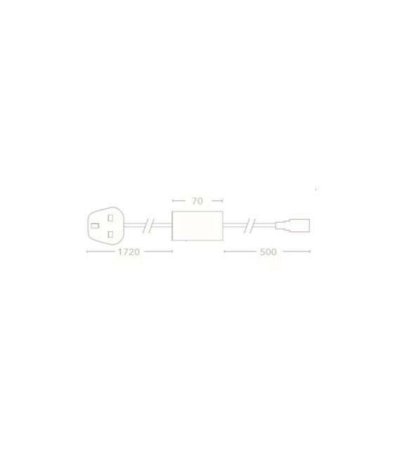 6W Transformatorius PLUG & PLAY IP67 PNP-DR8