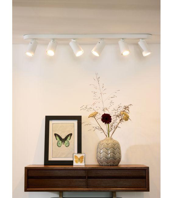 Lubinis šviestuvas XYRUS 6 White Dimeriuojamas 23954/31/31