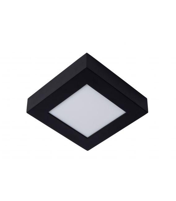 15W LED Lubinis šviestuvas BRICE Black IP44 Dimeriuojamas 28117/17/30