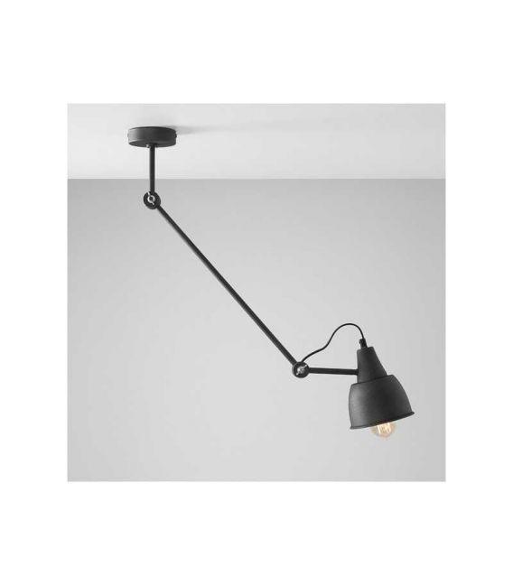 Sieninis šviestuvas AIDA Grafit 814PL/G19