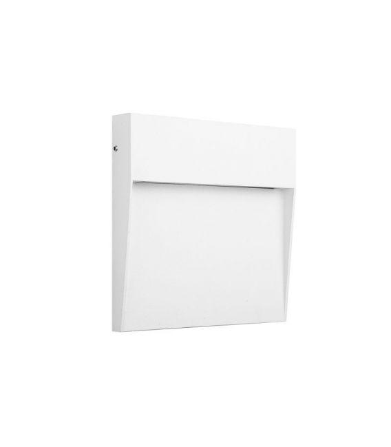 3W LED Sieninis šviestuvas BAKER Square IP54 7012