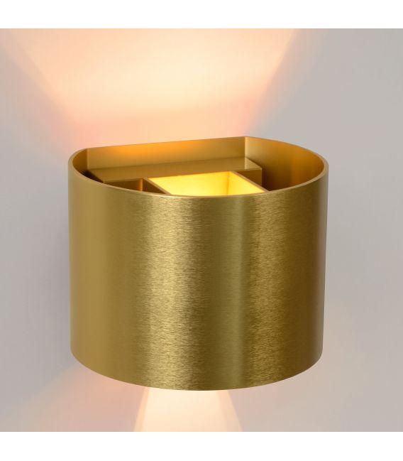 Sieninis šviestuvas XIO Gold Square 09218/04/02