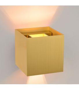 Sieninis šviestuvas XIO Gold Square 09217/04/02