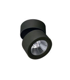 10W LED Lubinis šviestuvas MORIS Black 4208301