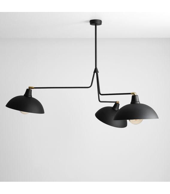 Pakabinamas šviestuvas ESPACE Black 1036E1