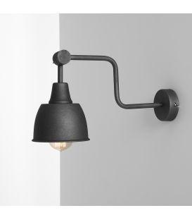 Sieninis šviestuvas FRIK Black 990C2
